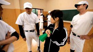 もし「こじみな」が野球部の女子マネージャーになったら 小島みなみ